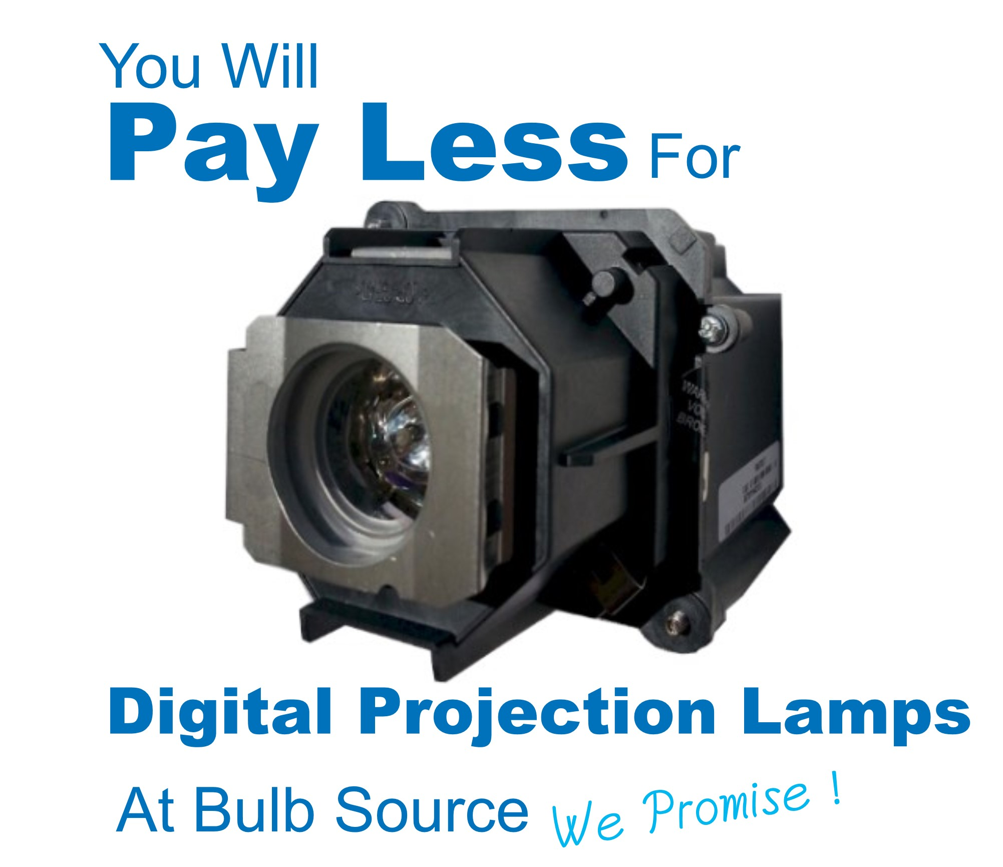 Digital Projection Lamps