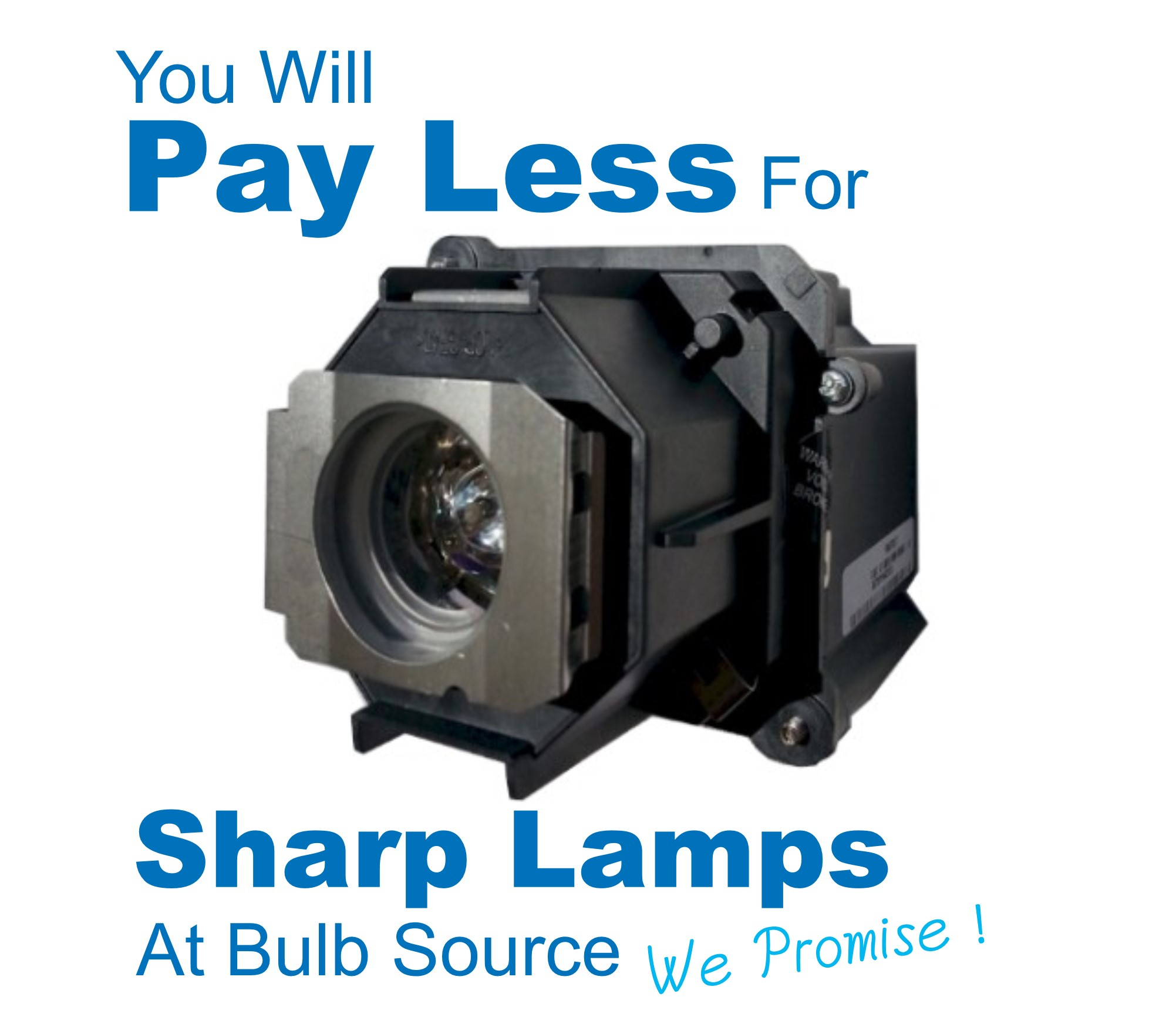 Sharp Projector Lamps